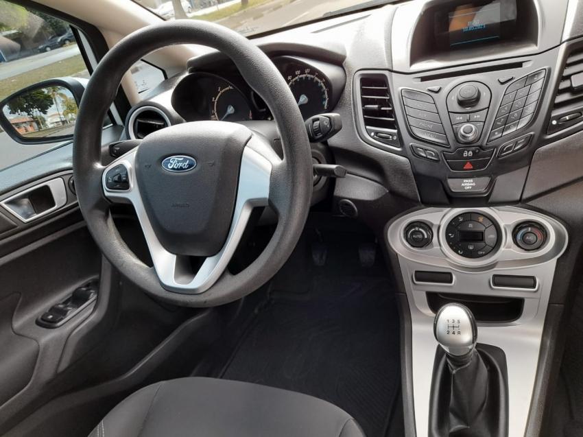 FORD Fiesta Sedan 1.6 4P SE FLEX, Foto 7