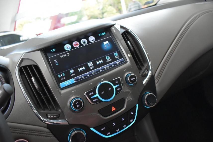CHEVROLET Cruze Hatch 1.4 16V 4P LTZ TURBO FLEX AUTOMÁTICO, Foto 13