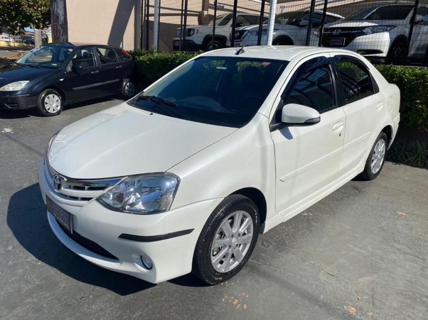 TOYOTA Etios Sedan 1.5 16V 4P FLEX XLS, Foto 2