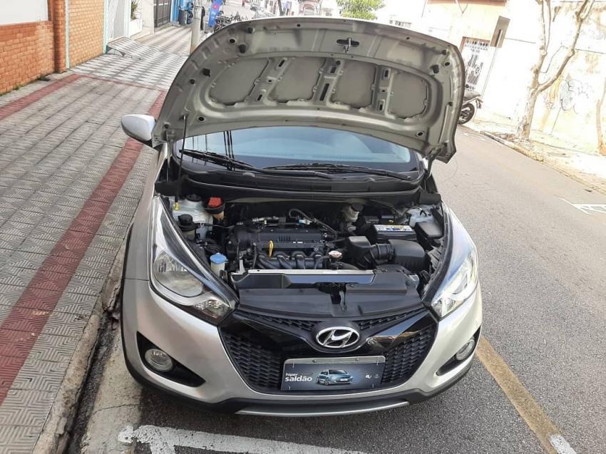 HYUNDAI HB 20 Hatch X 1.6 16V 4P STYLE FLEX, Foto 10
