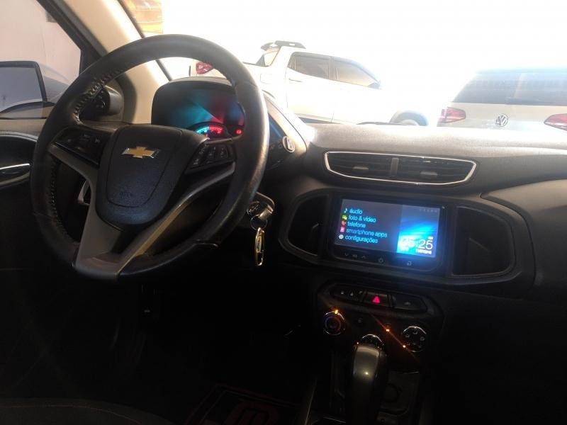 CHEVROLET Onix Hatch 1.4 4P FLEX LTZ AUTOMÁTICO, Foto 9