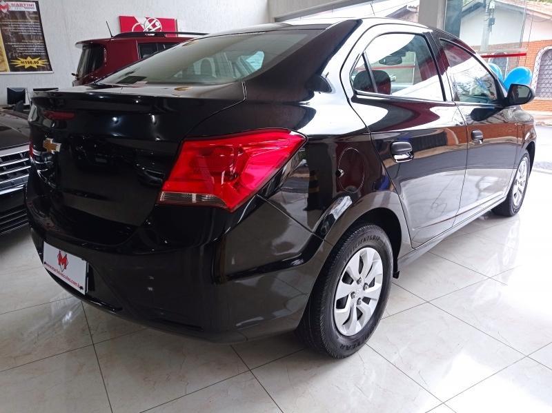 CHEVROLET Onix Sedan 1.0 4P FLEX PLUS JOY BLACK, Foto 6