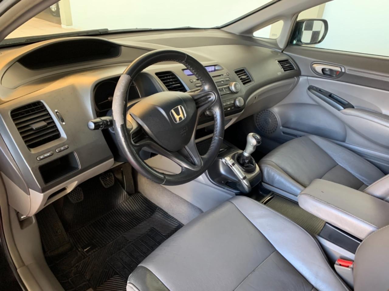 HONDA Civic 1.8 16V 4P FLEX LXS, Foto 4