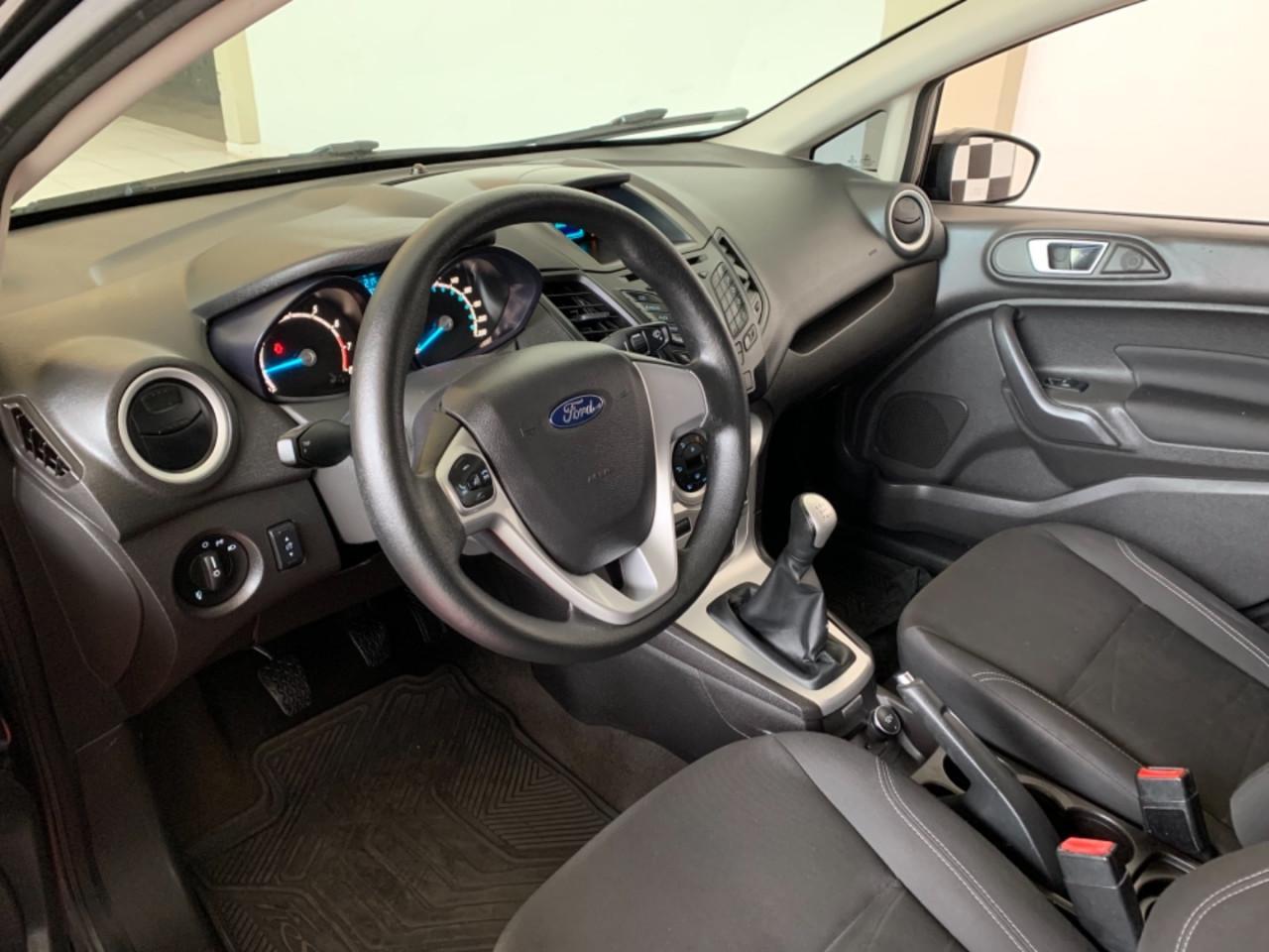 FORD Fiesta Sedan 1.6 16V 4P SE FLEX, Foto 4