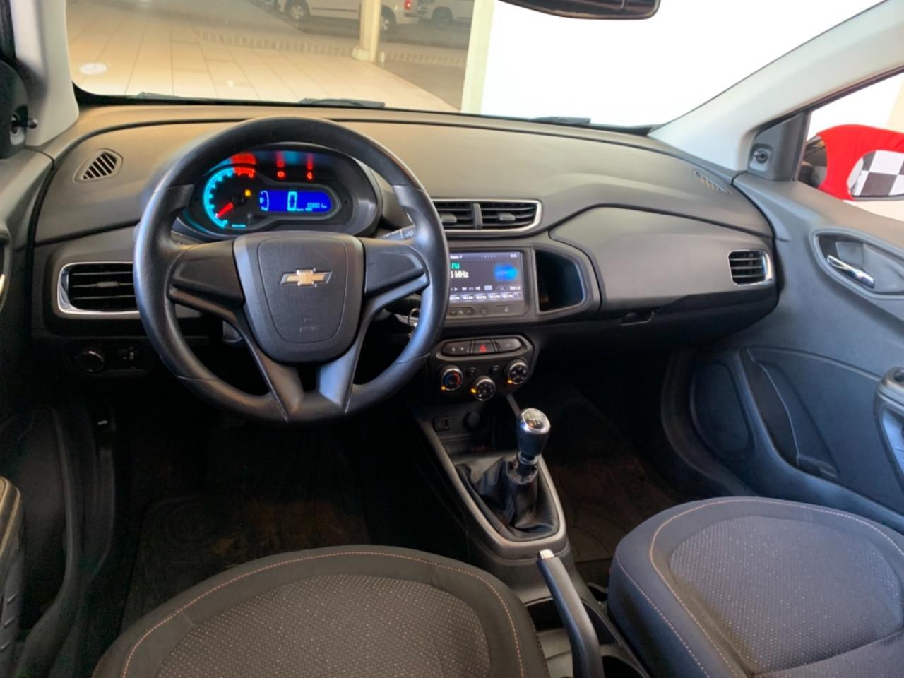 CHEVROLET Onix Hatch 1.4 4P FLEX LT, Foto 9