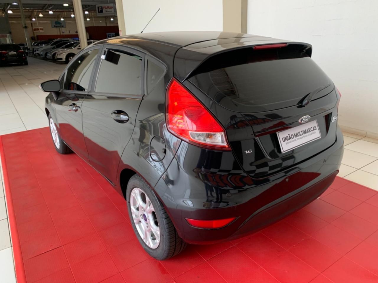 FORD Fiesta Hatch 1.6 16V 4P SE FLEX, Foto 9
