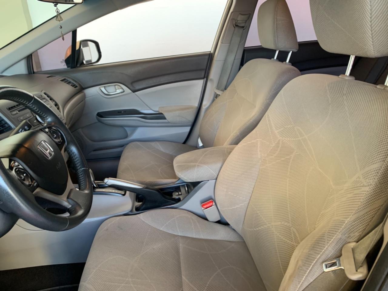 HONDA Civic 1.8 16V 4P FLEX LXS AUTOMÁTICO, Foto 5