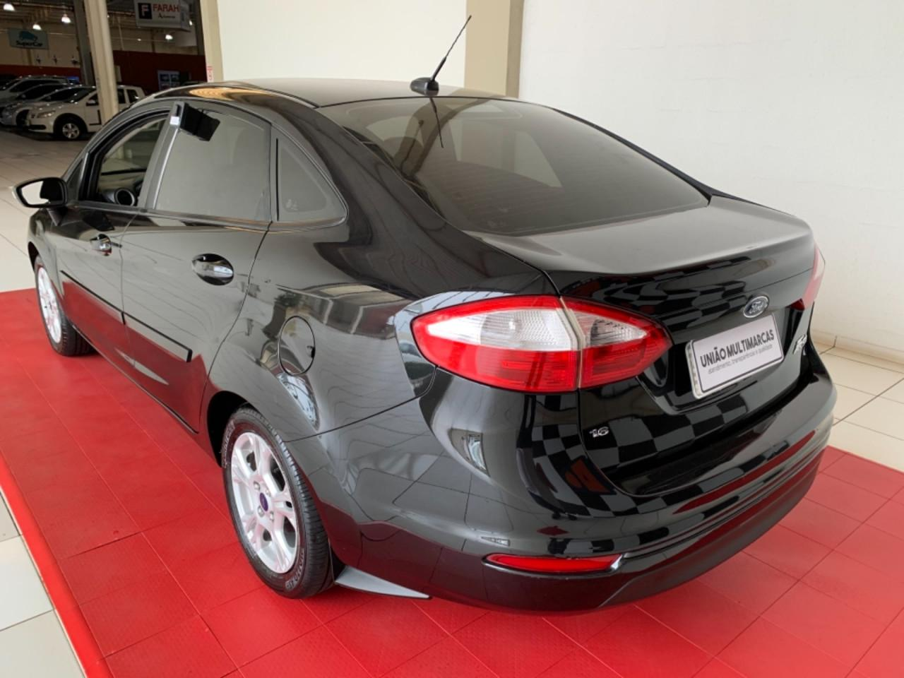FORD Fiesta Sedan 1.6 16V 4P SE FLEX, Foto 7