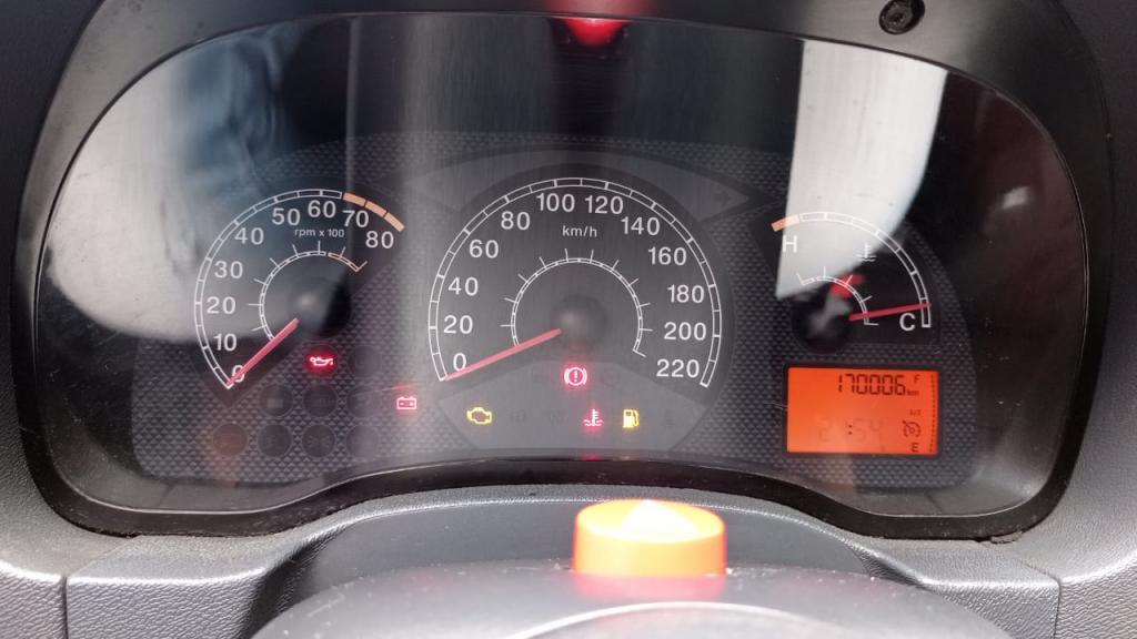 FIAT Siena 1.0 4P, Foto 10