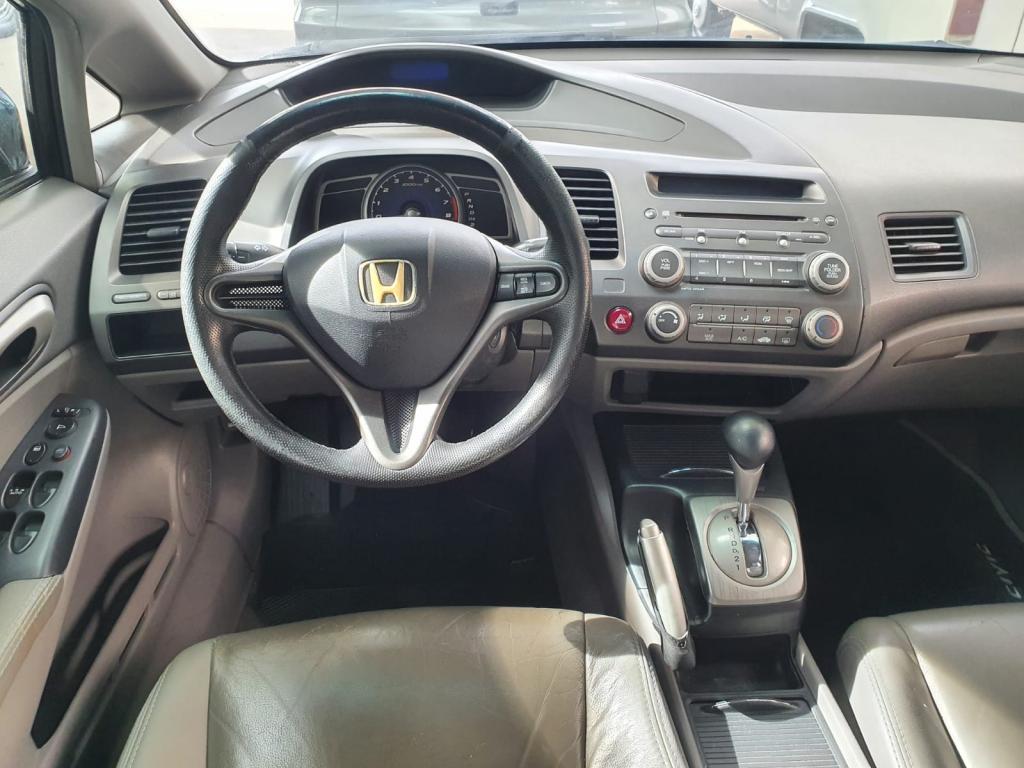 HONDA Civic 1.8 16V 4P LXS AUTOMÁTICO, Foto 6