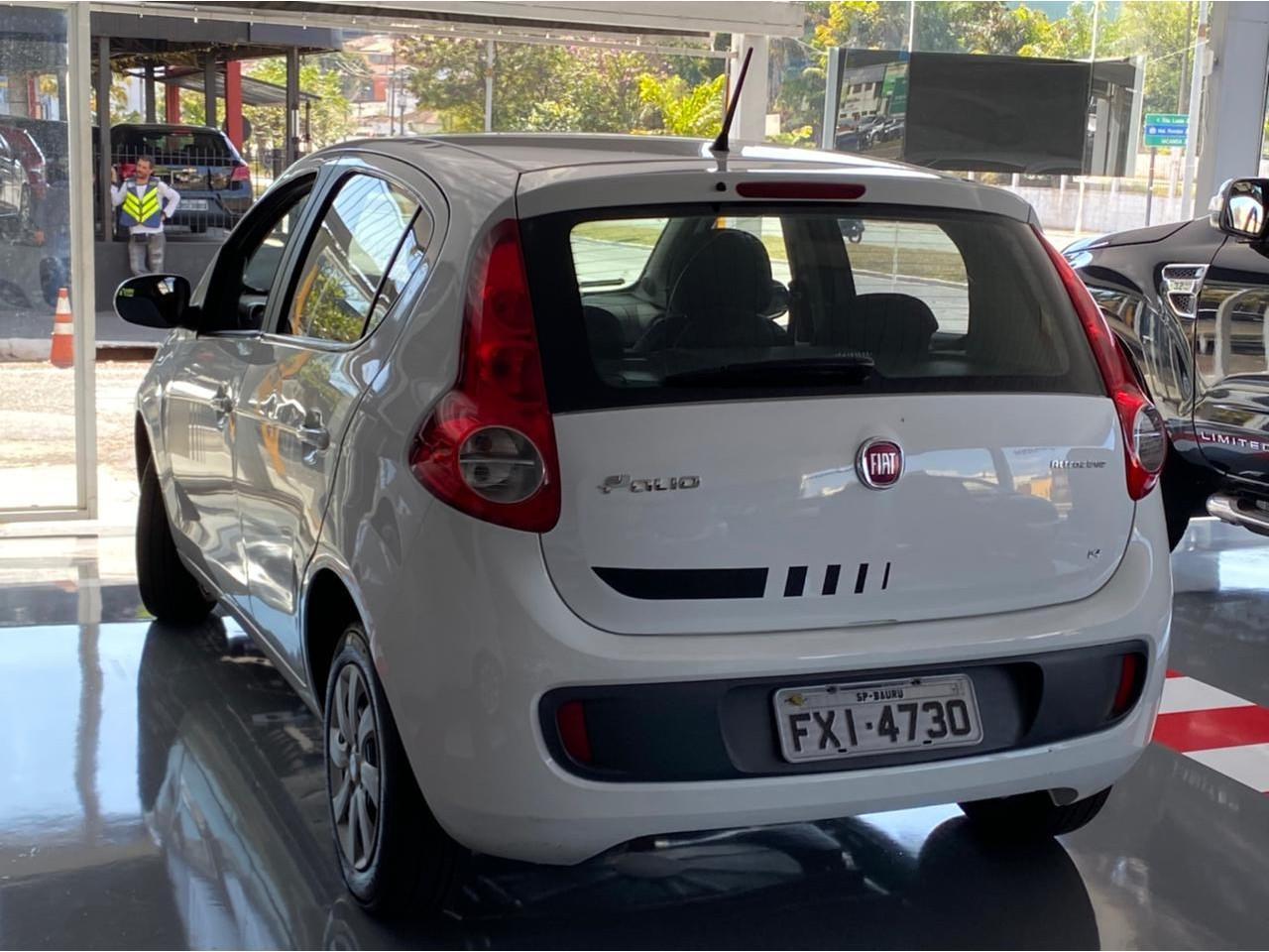 FIAT Palio 1.4 4P FLEX ATTRACTIVE, Foto 9