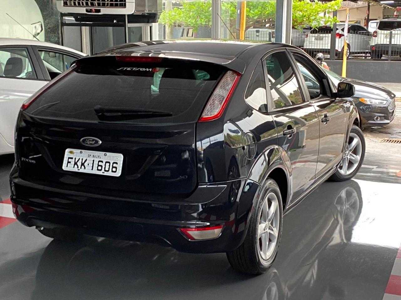 FORD Focus Hatch 2.0 16V 4P FLEX AUTOMÁTICO, Foto 8