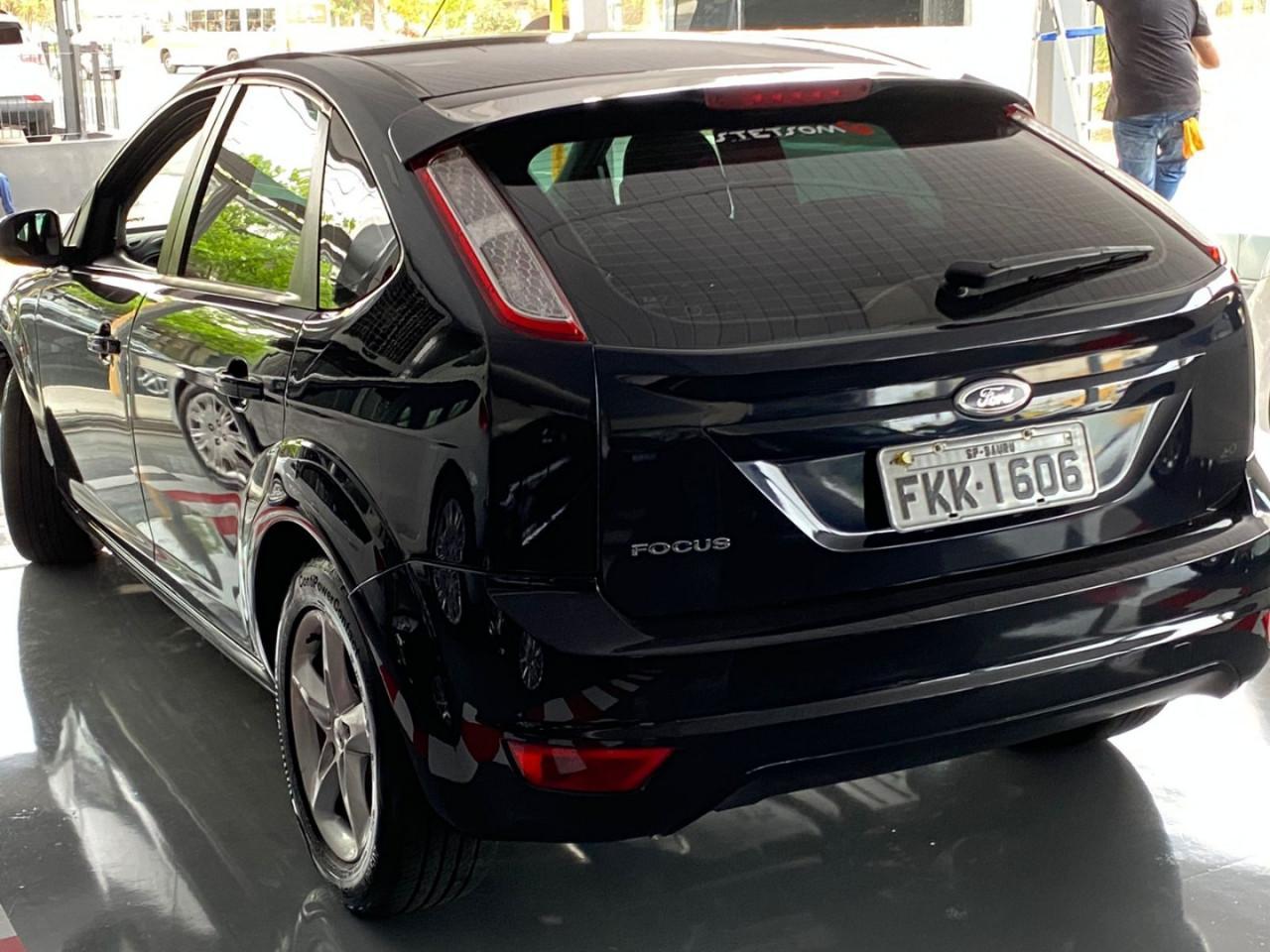 FORD Focus Hatch 2.0 16V 4P FLEX AUTOMÁTICO, Foto 7