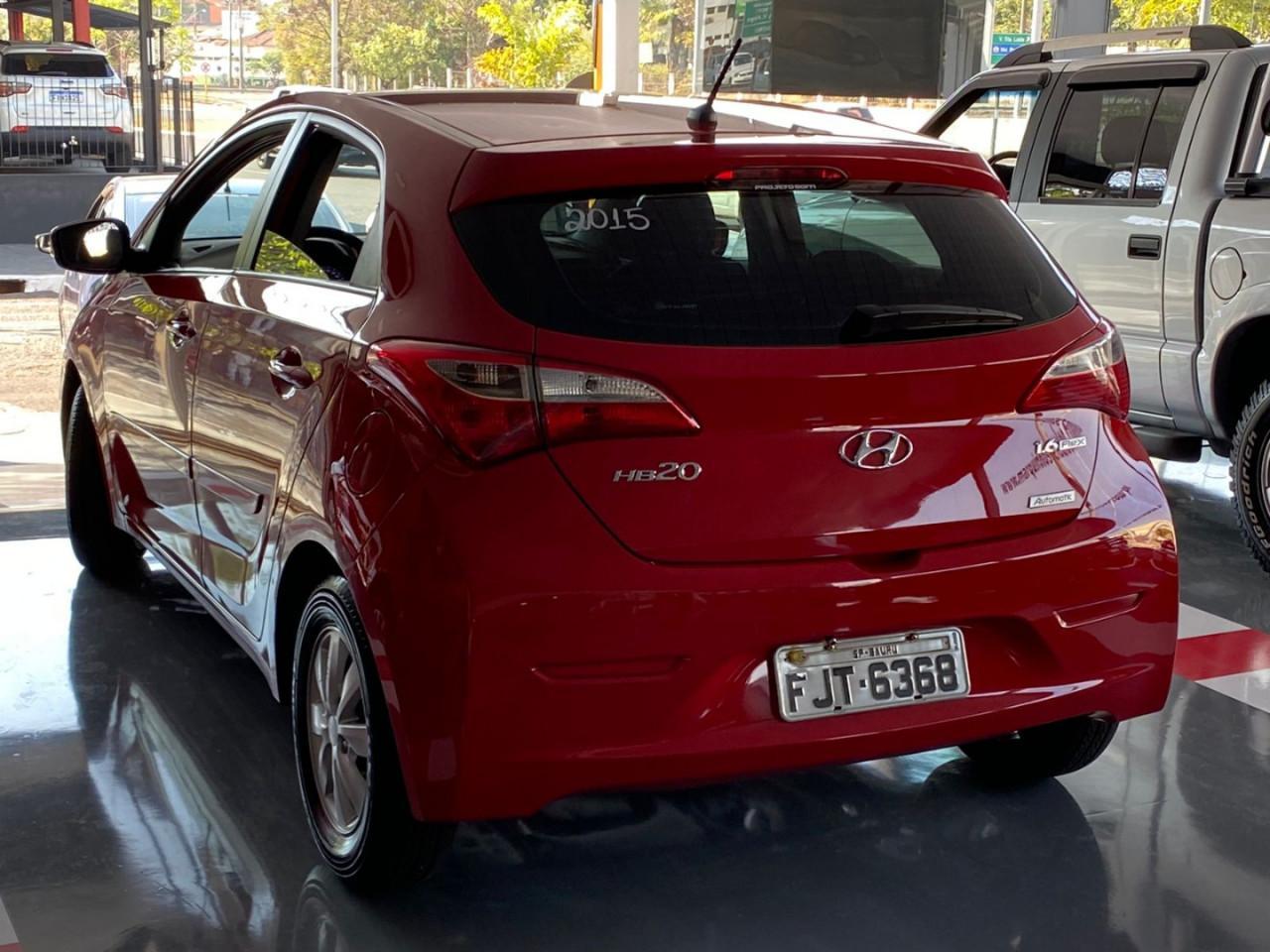 HYUNDAI HB 20 Hatch 1.6 16V 4P FLEX COMFORT STYLE AUTOMÁTICO, Foto 5