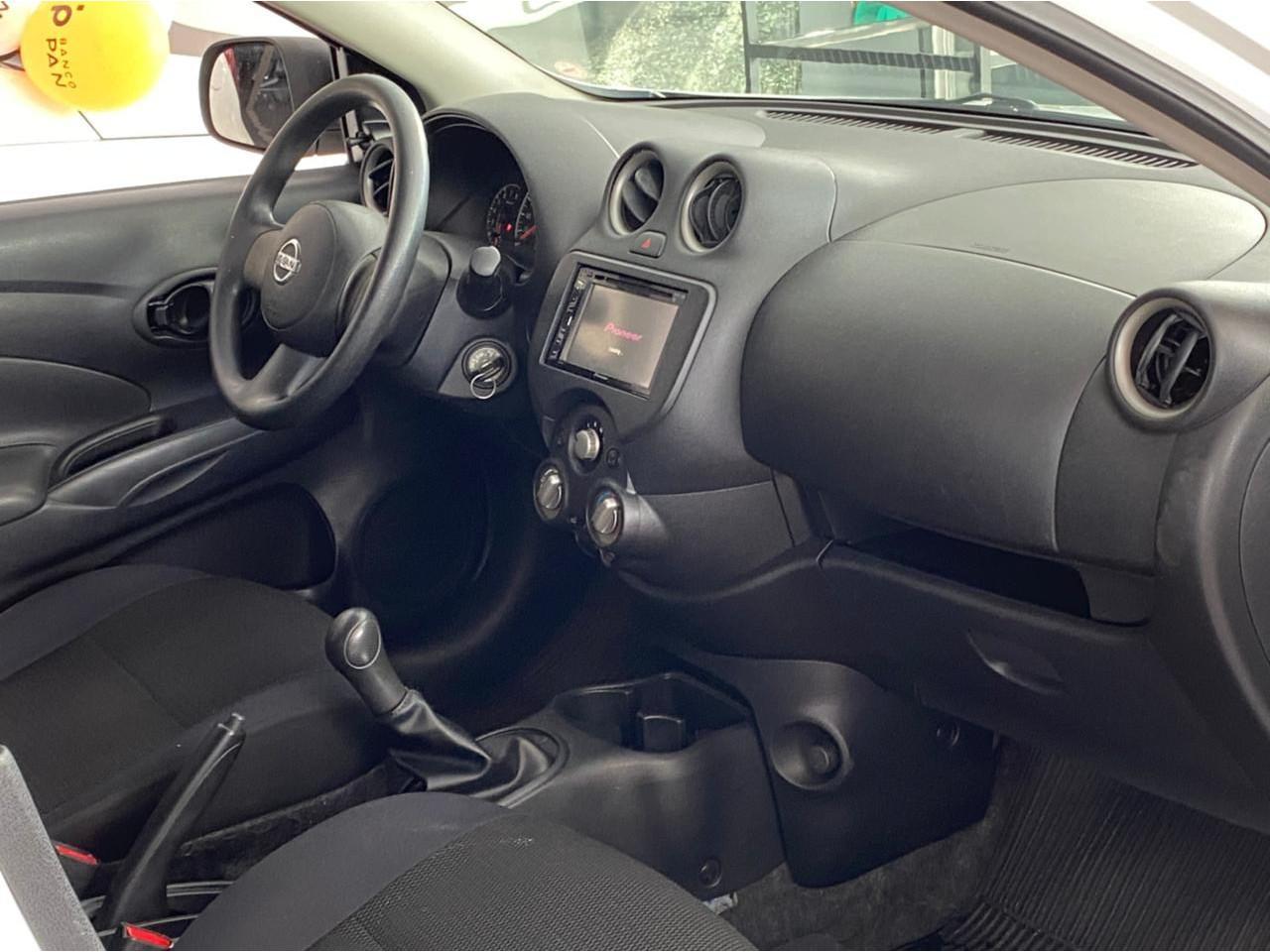 NISSAN Versa Sedan 1.6 16V 4P FLEX S, Foto 6