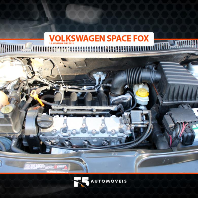 VOLKSWAGEN Space Fox 1.6 SPORTLINE FLEX, Foto 10