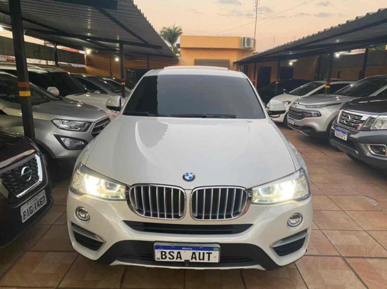 BMW X4 2.0 16V 4P 28I X LINE 4X4 TURBO AUTOMÁTICO, Foto 2