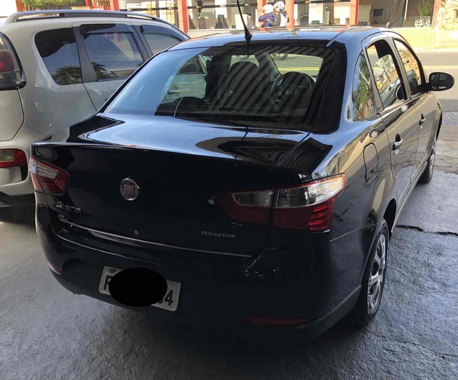 FIAT Grand Siena 1.6 16V 4P ESSENCE FLEX, Foto 3