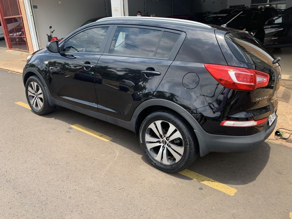 KIA Sportage 2.0 16V 4P LX FLEX AUTOMÁTICO, Foto 3