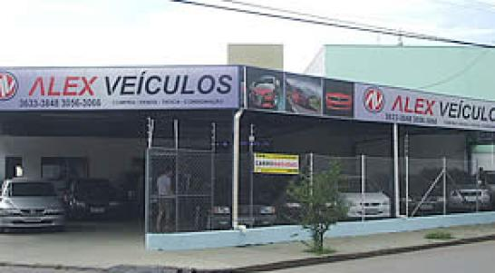 Alex Veículos - São João da Boa Vista/SP