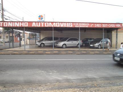 Toninho Automóveis - Americana/SP