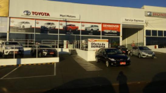 Mori Motors (Toyota) - Jaú/SP