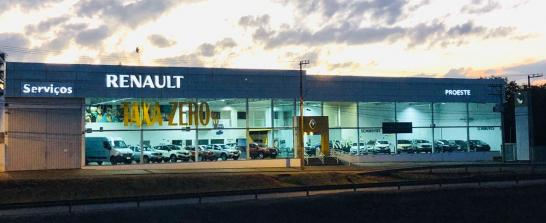 Proeste (Renault) Jaú - Jaú/SP
