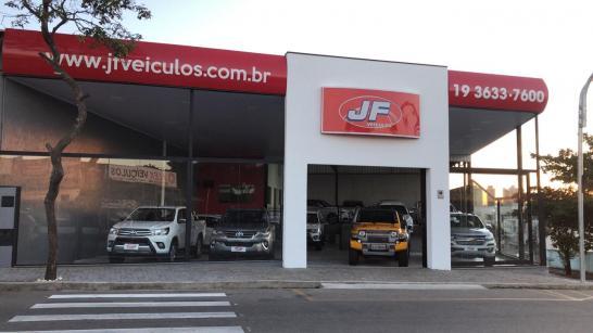JF Veículos - Filial São João - São João da Boa Vista/SP
