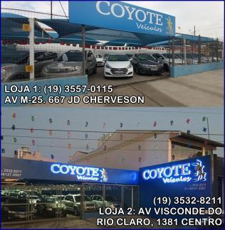 Coyote Veículos - Rio Claro/SP